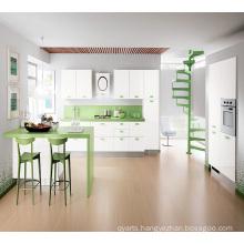 2016 White Colorful Modern Kitchen Cabinet