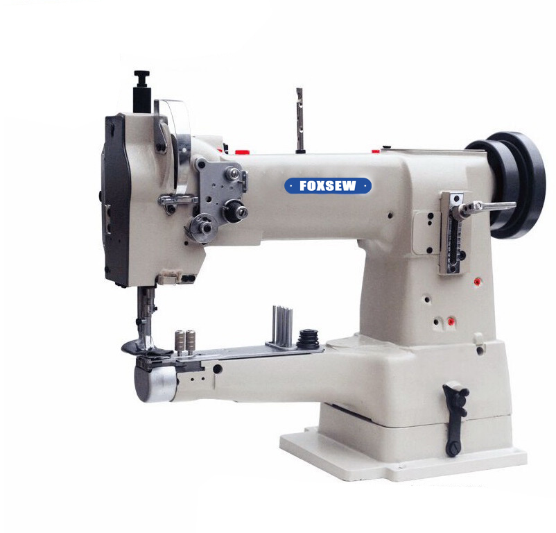 KD-335 Cylinder Bed Unison Feed Tape Binding Sewing Machine