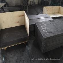 Large Pyrolytic Graphite Electrode Graphite Block