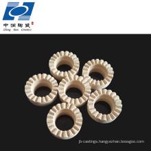 cordierite ceramic for heat exchange