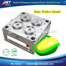 high quality plastic injection resin toy mold making for baby walker