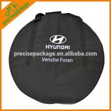 sac de pneu imprimé par logo fait sur commande de ménage pour des pneus de voiture