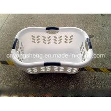 Medium Size Laundry Basket Plastic Mould