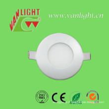 Lampe ronde à DEL blanche 3W