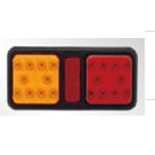 Boa qualidade! LED Rectangle Tail Indicador para caminhão, Trailer