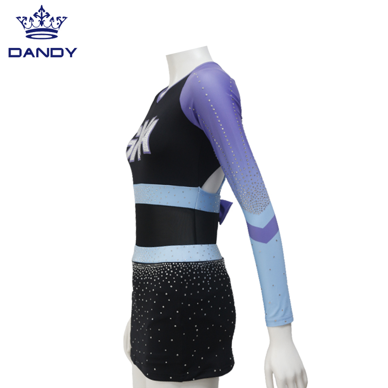 design cheer uniforms