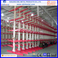 Warehouse Storage Steel Q235 Cantilever Racking with High Quality