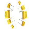 Reliable Small 275VAC X2 Metallized Polypropylene Film Capacitor Topmay -5