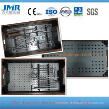 Ortopedia Mini Conjunto de Instrumento de Placa, Equipamento de Dedo, Instrumentos de Cirurgia de Dedo, Conjunto de Instrumento Metacarpiano