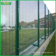 anti climb 358 flat profiled mesh fence