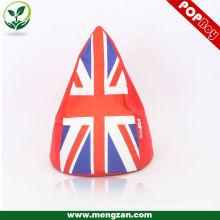 UK flag Cool Union Jack beanbag game chair,colorful English flag bean bag sofa bean bags