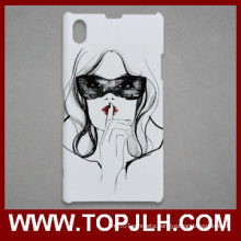 3D Plastic Sublimation Mobile Phone Case for Sony Xperia Z1
