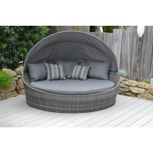Mobilier jardin rotin Wicker Patio Daybed