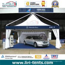 Tentes de parking pour parking extérieur