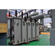 110kv China Power Transformer for Power Supply