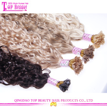 New coming indian virgin I/U/Flat tip hair high quality wholesale flap tip hair extension