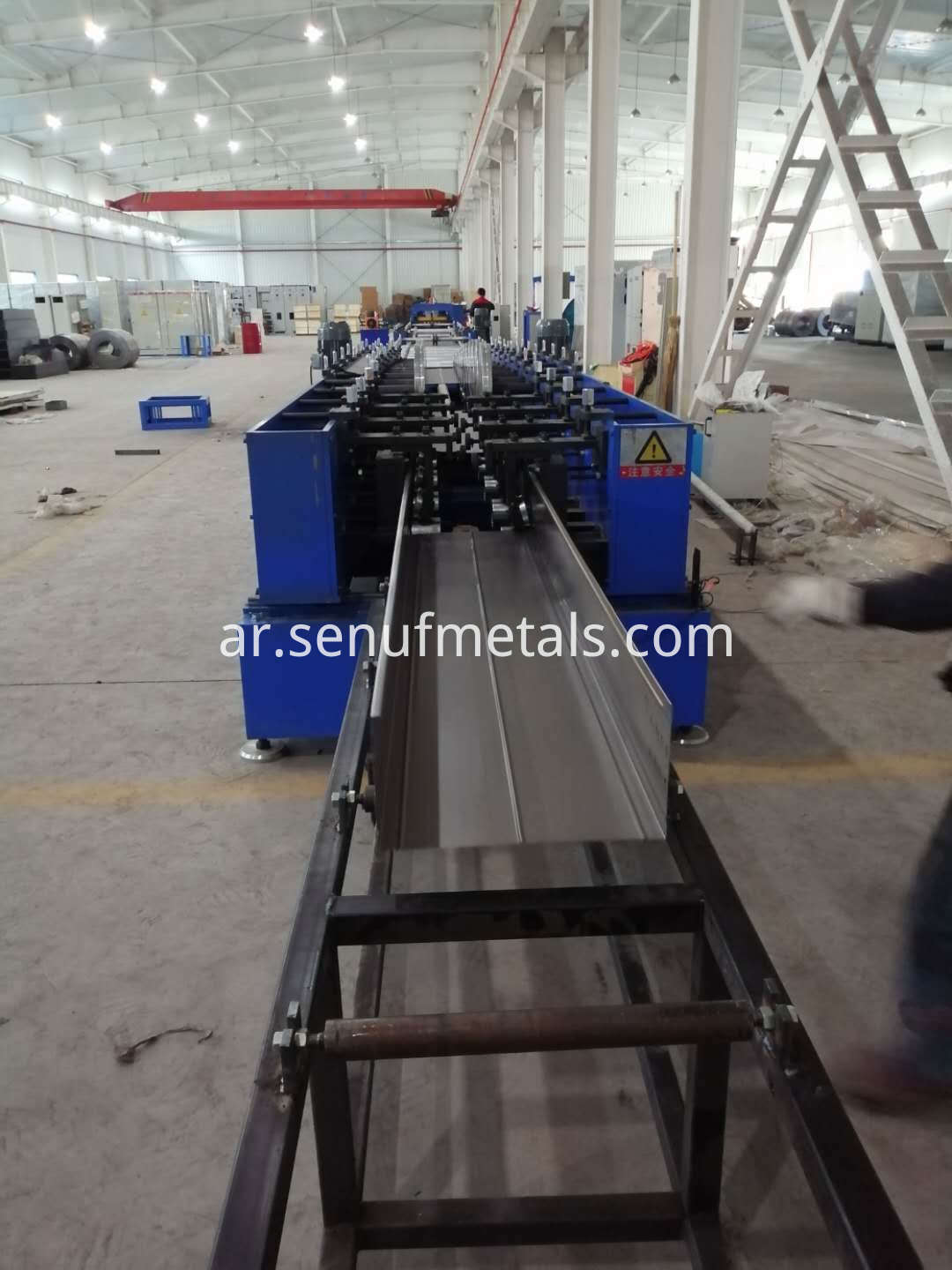 Steel channel lintel cable tray (3)