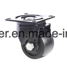 Low Center of Gravity 500kg Load Capacity 75mm Caster Wheel