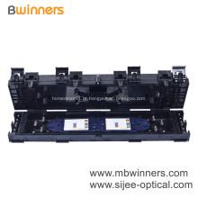 Fibras impermeáveis em linha da caixa comum 24 do fechamento da tala da fibra óptica