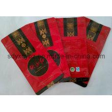 Plastic Packaging Tea Ziplock Bag