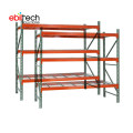 Us Teardrop Pallet Racking System for Cold Warehouse Heavy Duty Beam Racking
