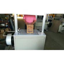 Flejadora automática con cinta de fleje PP de 12 * 0.6 mm