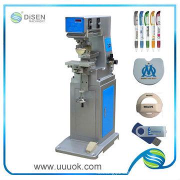 Máquina de impressão de alta velocidade única cor almofada