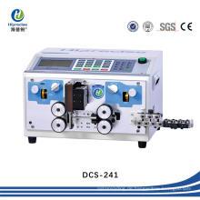 Digitale automatische Kabelausschnitt-Ausrüstung, Draht-Schnitt-und Streifen-Maschine