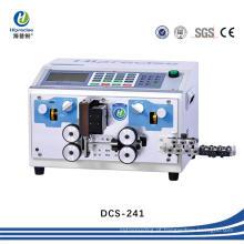 Máquina de corte automática de corte de cabo de processo com baixo preço