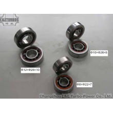Piezas de motor de chorro Alto piezas de rodamiento de bolas de cerámica