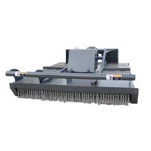 New Design Skid Steer Loader Attachments Hydraulic Blades Heavy Duty Grass Cutter Used for Farm Weeding