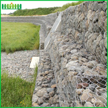 Low cost decorative wire mesh gabion wall with high quality