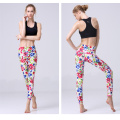 Sport e vita alta compressione Leggings donna palestra collant