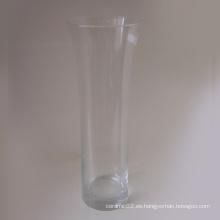 Jarrón de vidrio transparente - 07gv02002