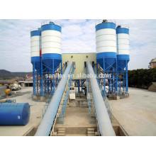 Fertigmischung Zement-Dosieranlage