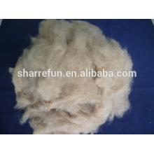 Sharrefun dog hair factory price,dehaired dog hair fibers supplier