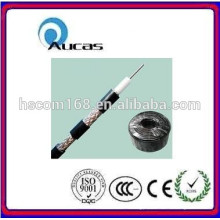 75OHM CCS CU CCS RG6u Coaxial Cable / RG6 Cable for Antenna Television
