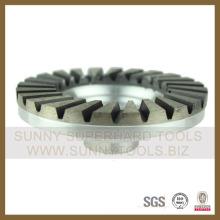 Diamond Cup Wheel für Beton und Stein