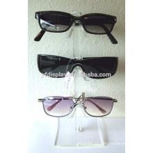 Sonnenbrille Gläser Acryl Crystal Clear Display Retail Show Ständer Halter Rack