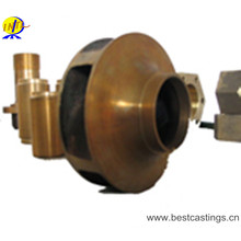 OEM Customized Brass and Bronze Pump Parts