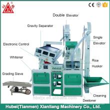 CTNM15 conjunto Completo combinado moinho de arroz / máquina de arroz moinho / máquina de moagem de arroz para venda