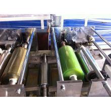 PVC-Kantenanleimmaschine UV-Coating-Drucklinie