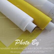 Tela de malla de impresión de seda de poliéster / paño que emperna para la impresión de la pantalla