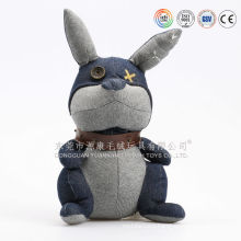 Black easter plush toy bugs bunny