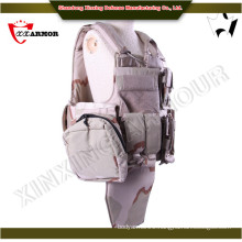 China supplier customize bullet and stab proof vests
