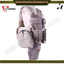 Высококачественный UHMWPE или KEVLAR Quick Release Bulletproof Vest