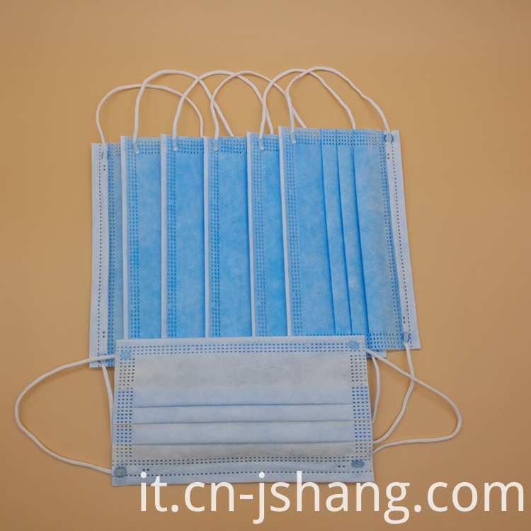 Non-Woven Disposable Mask