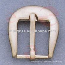 Boucle de ceinture en nickel (L18-131A)