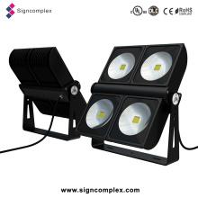 Signcomplex COB IP65 High Power LED Floodlight 300W Studio Lighting with UL Dlc Ce RoHS