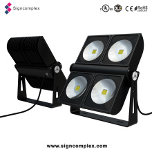Iluminação do estúdio do projector 300W do diodo emissor de luz do poder superior da ESPIGA IP69 de Signcomplex com Ce RoHS do UL DLC